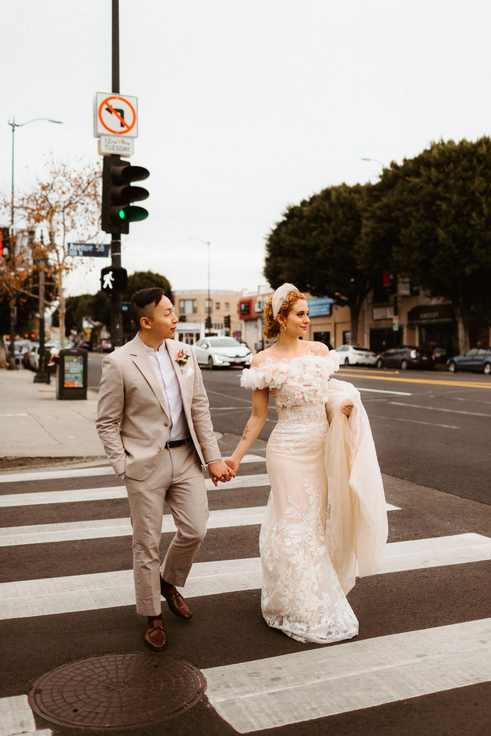 los angeles elopement 087 scaled
