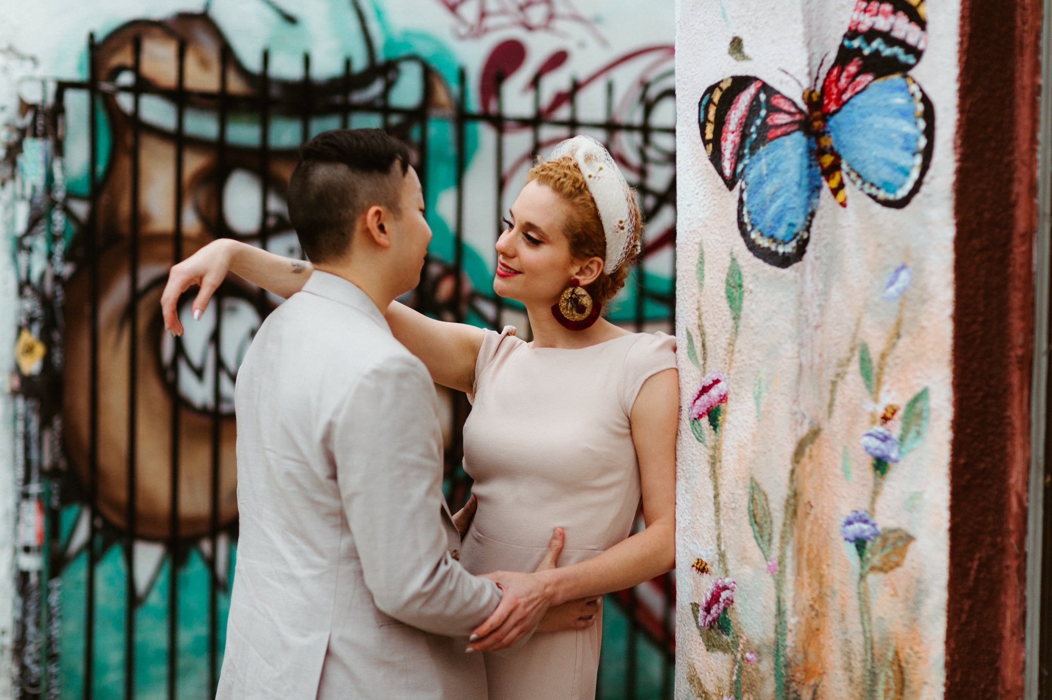 los angeles elopement 091