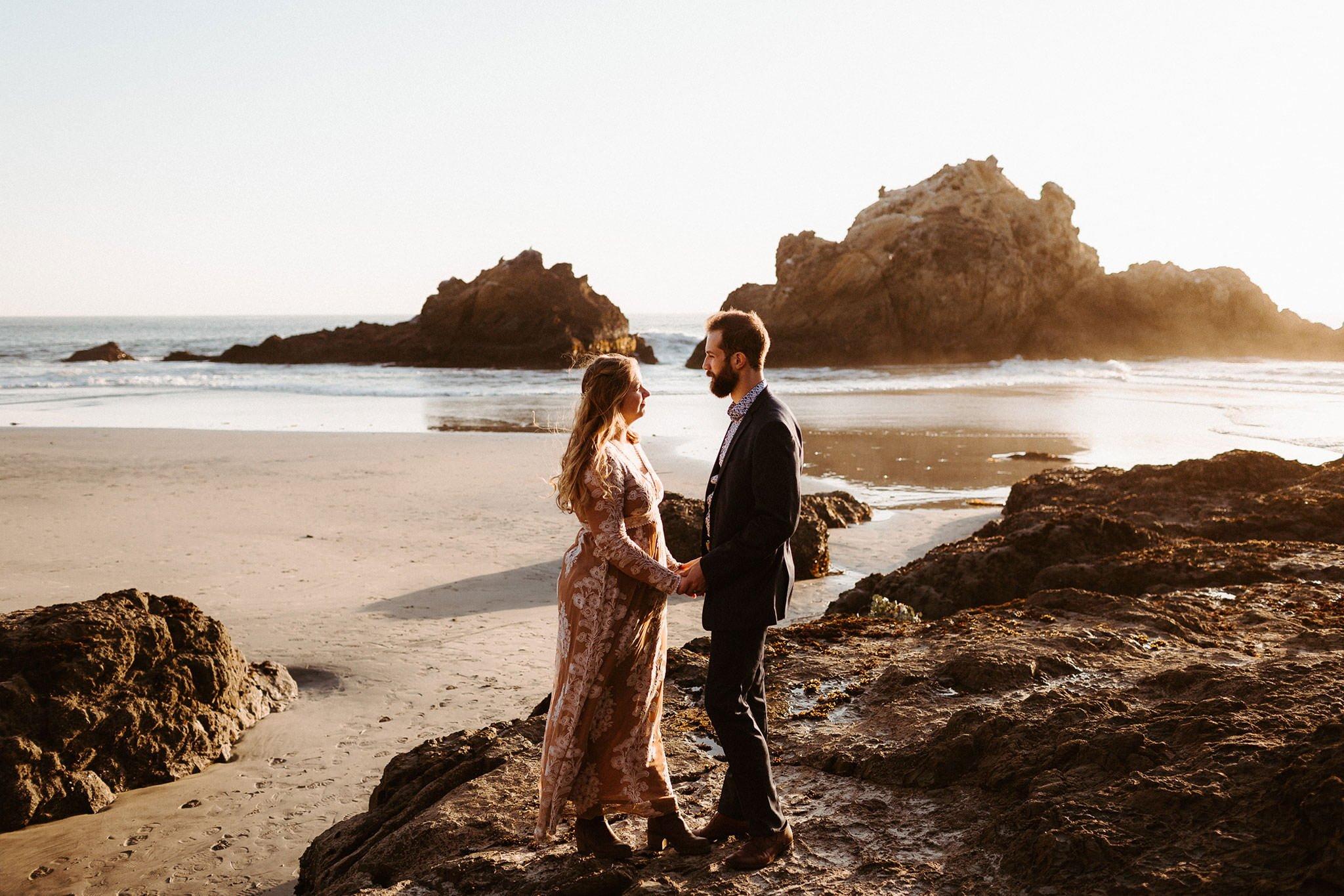elope in california