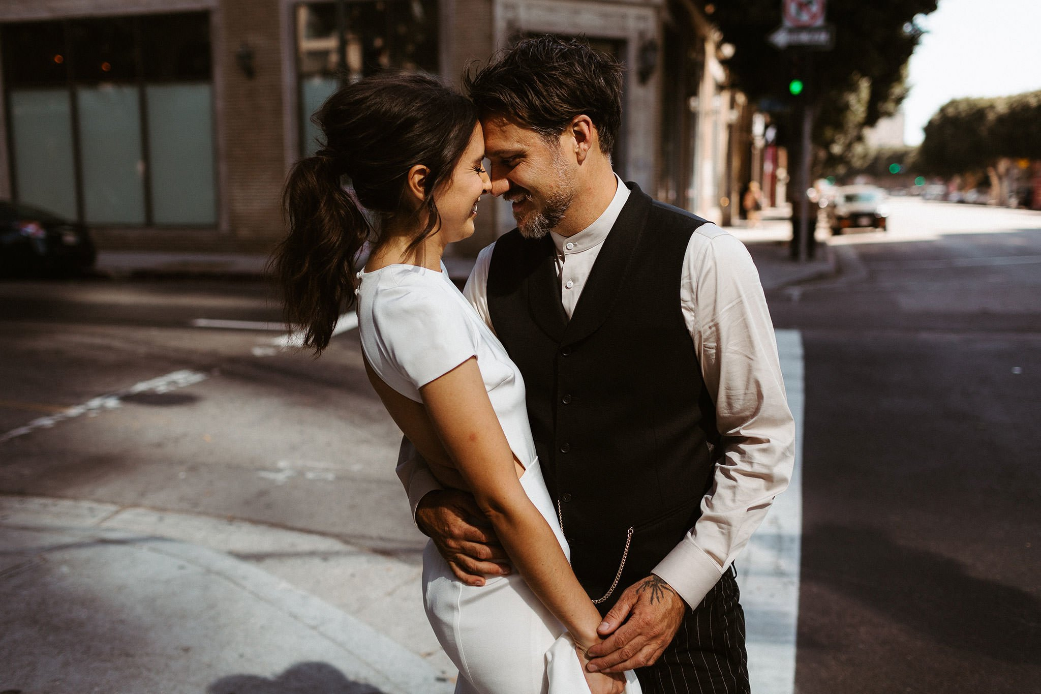 downtown los angeles elopement 002