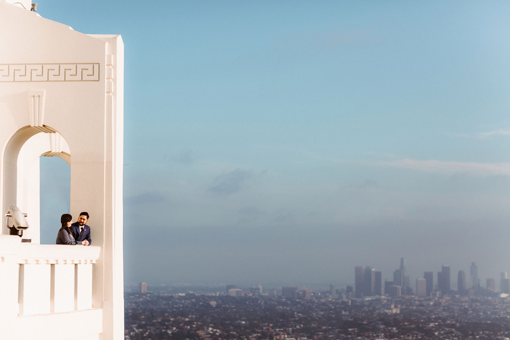 griffith observatory elopement 02