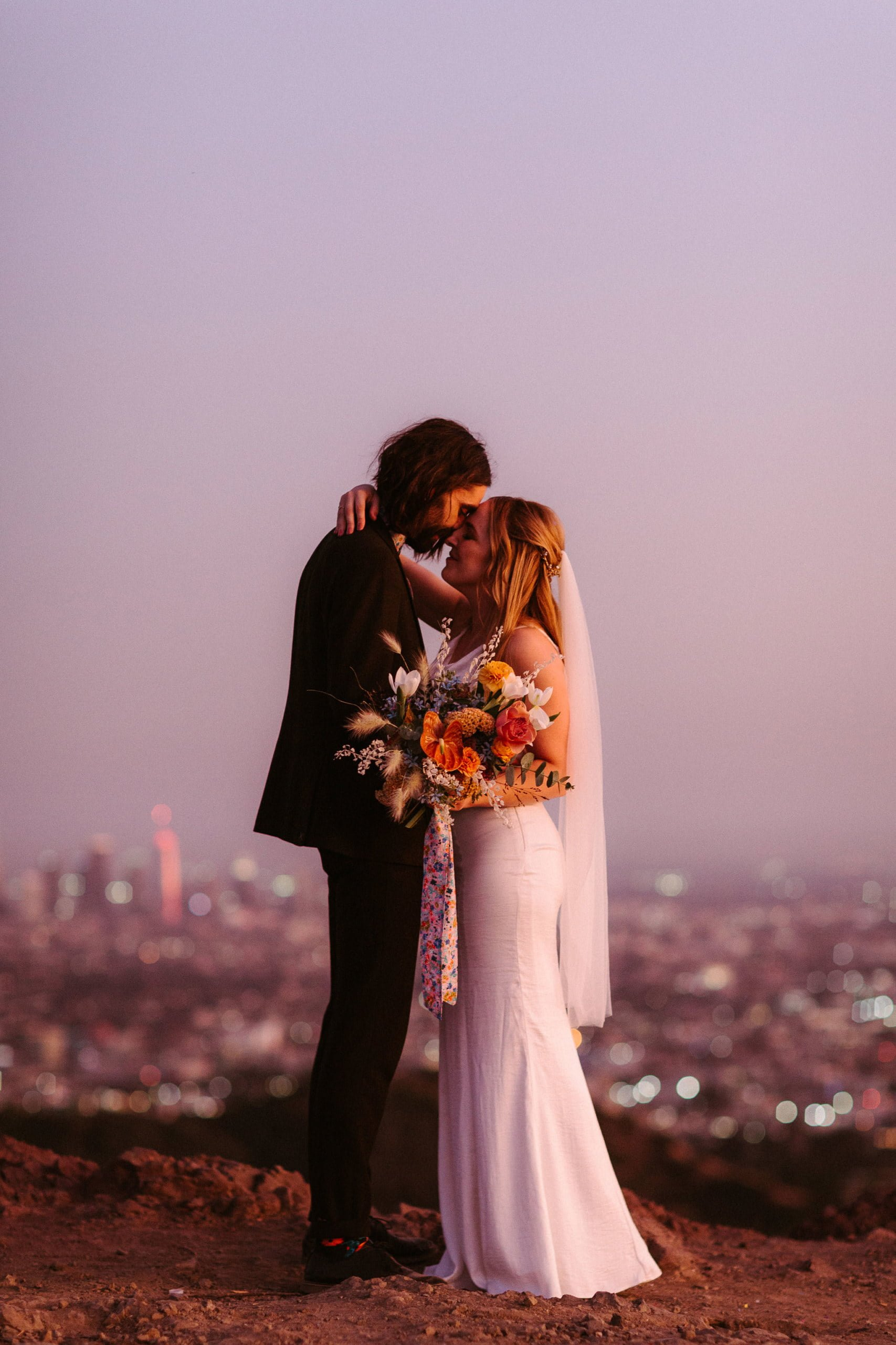 griffith park elopement 006 scaled