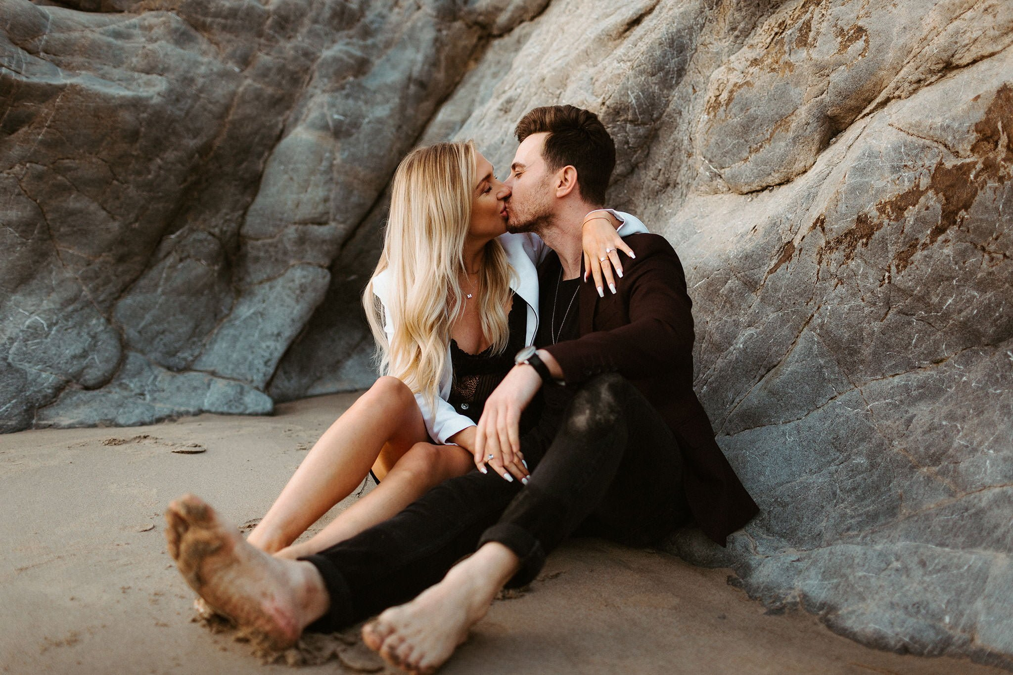 leo carrillo state beach elopement 002