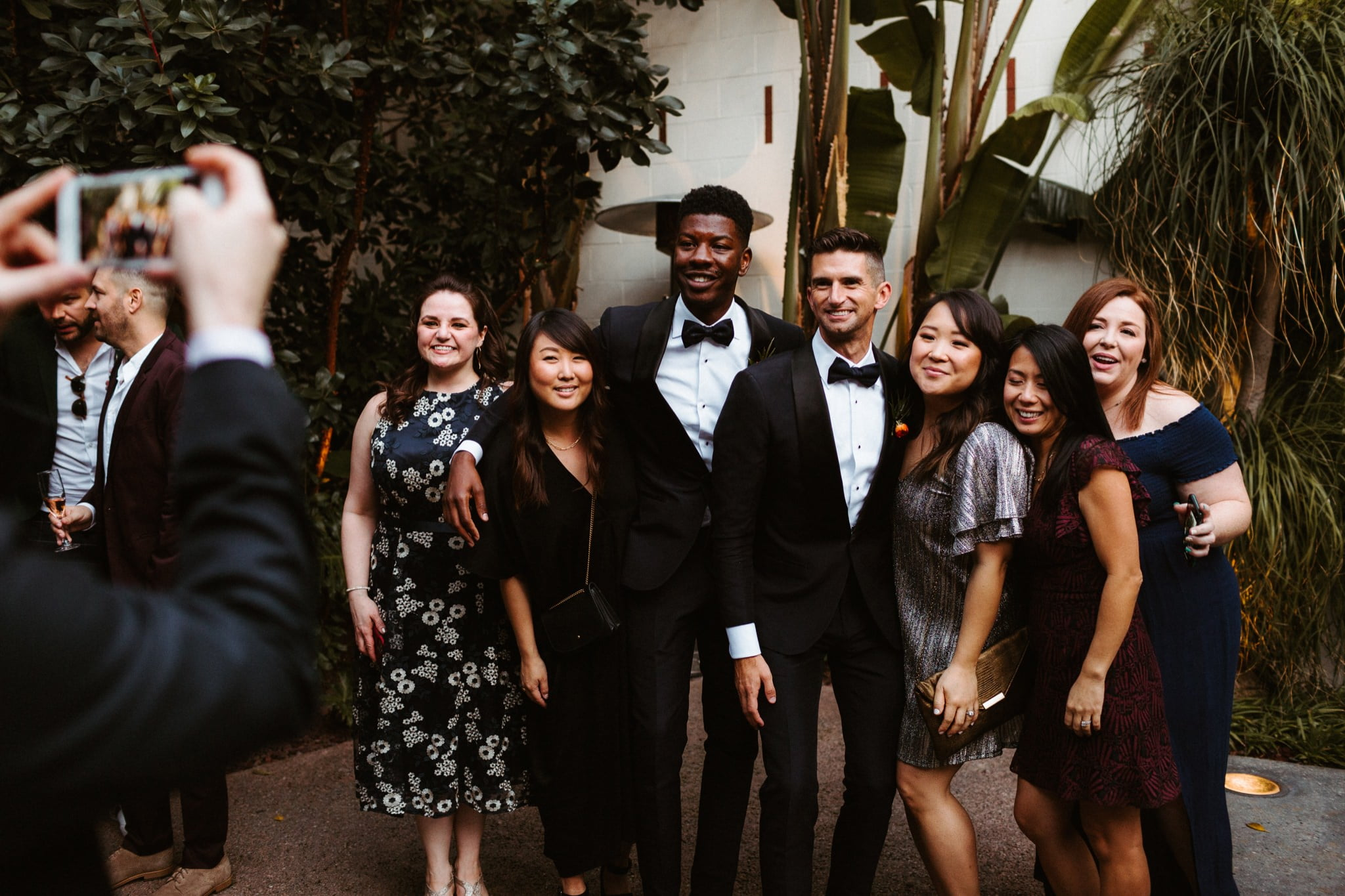 dtla wedding photographer 101