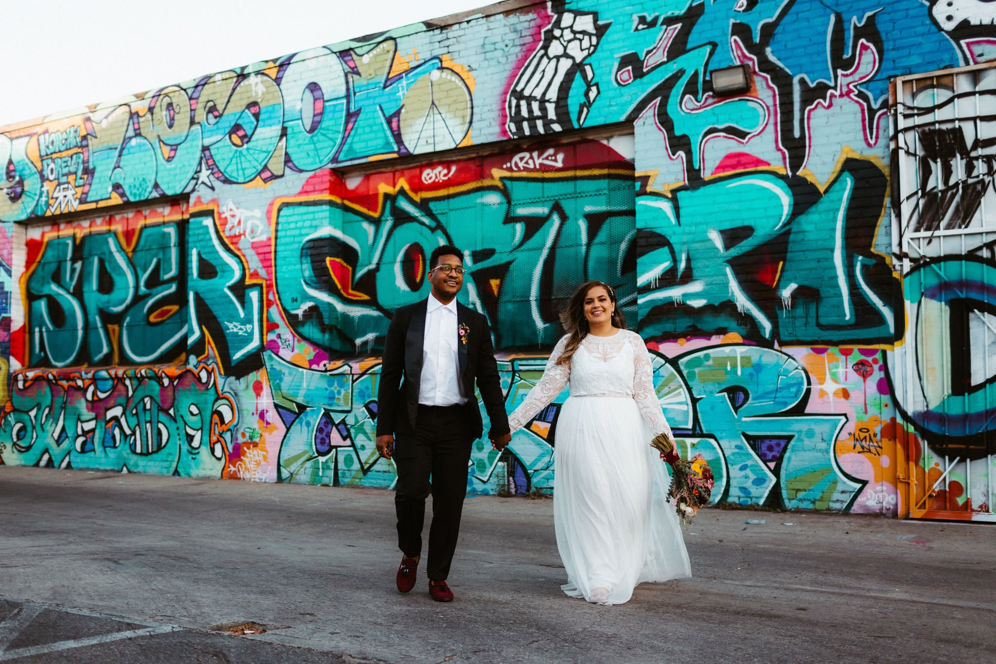 la elopement photos 103