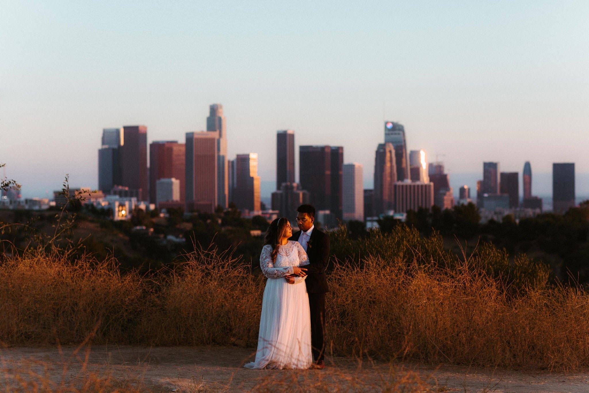 la-elopement-photos