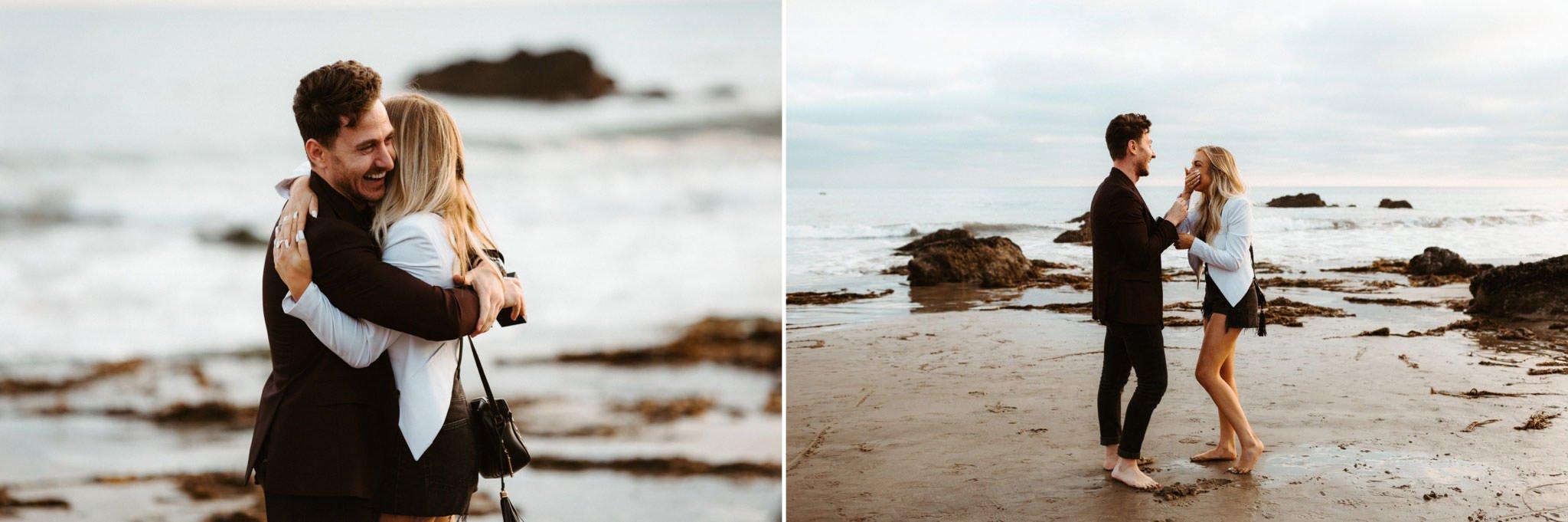 malibu beach proposal 010