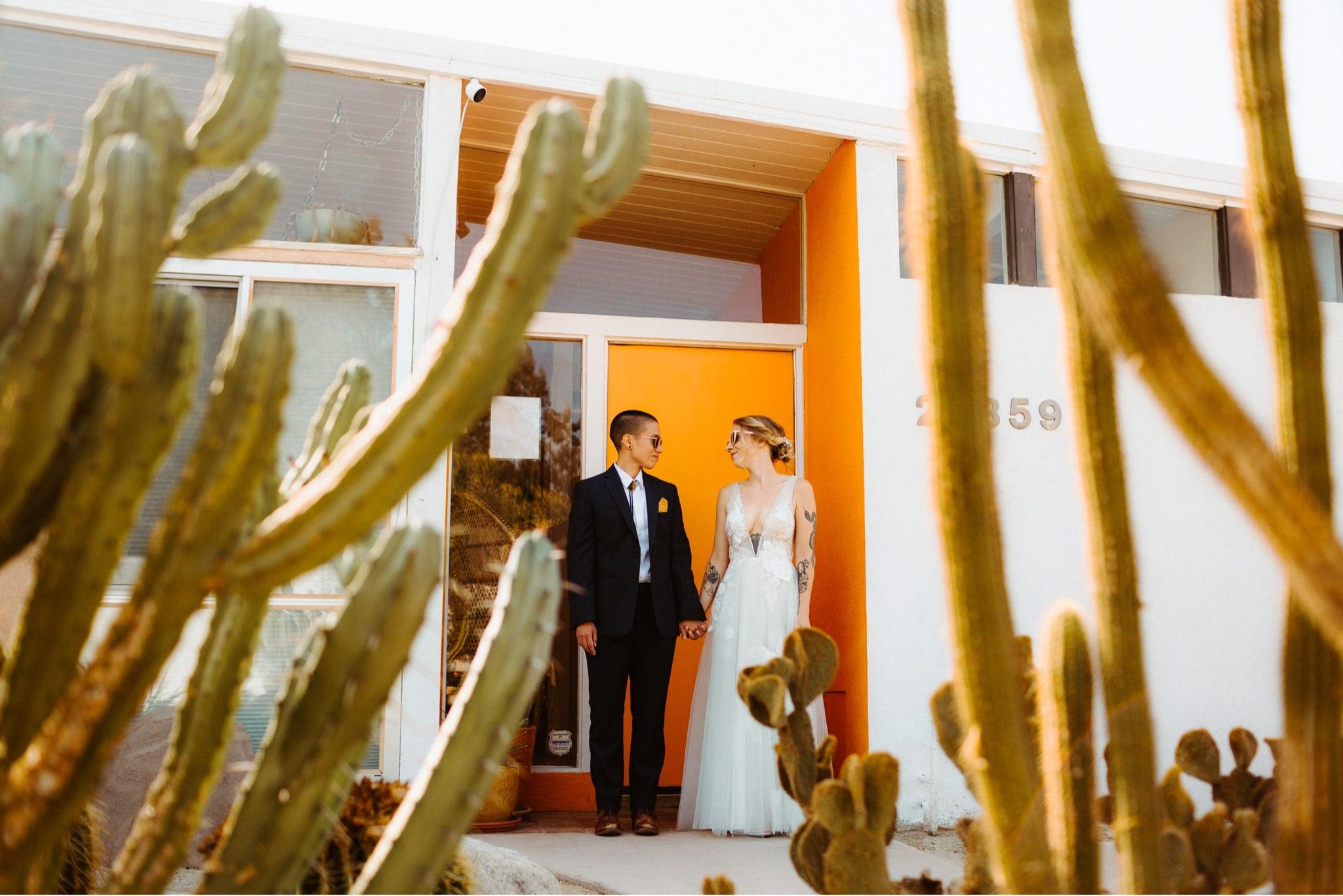 joshua tree lgbtq wedding