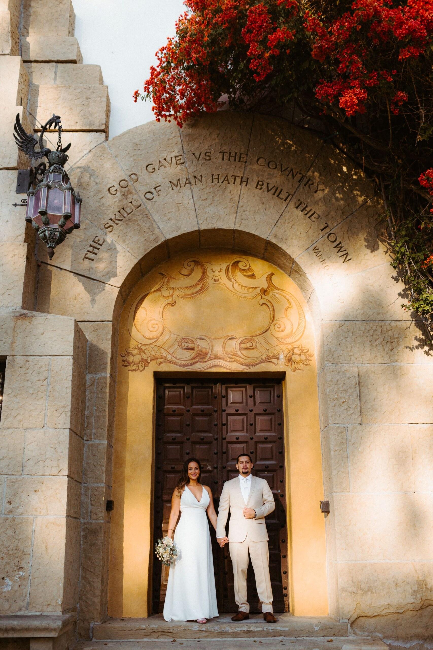 santa barbara wedding 082 scaled